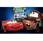 Cars 2 London Tokyo Wallpapers  HD