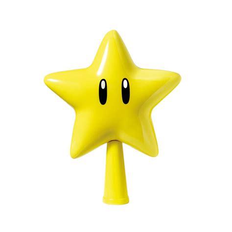 super mario star christmas tree topper mario tree topper thinkgeek