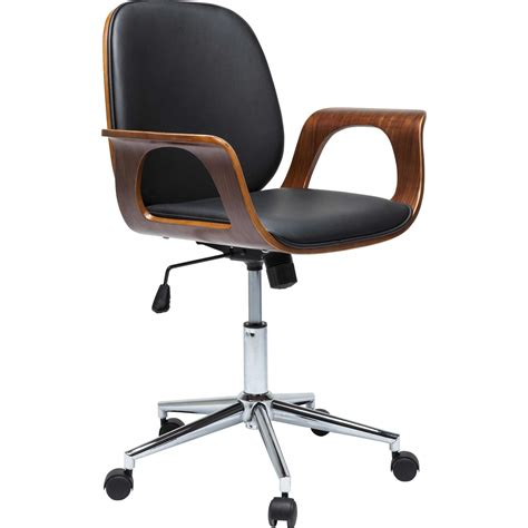 chaise design bureau chaise de bureau contemporaine patron kare design