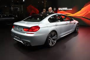 2014 bmw m6 gran coupe detroit 2013 photo gallery autoblog