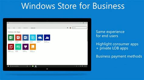 store for microsoft introduces windows store for business mspoweruser