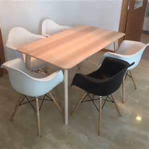 Low Price Dining Table Low Price Dining Table And Chairs Furniture Home On Carousell