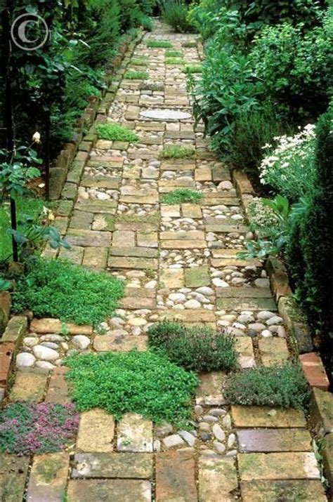 backyard walking paths 25 best garden paths ideas on pinterest