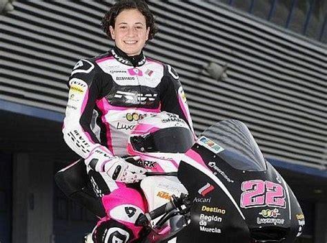 Motorradrennen Frauen by Frauen Und Der Schwierige Weg In Den Motorradrennsport