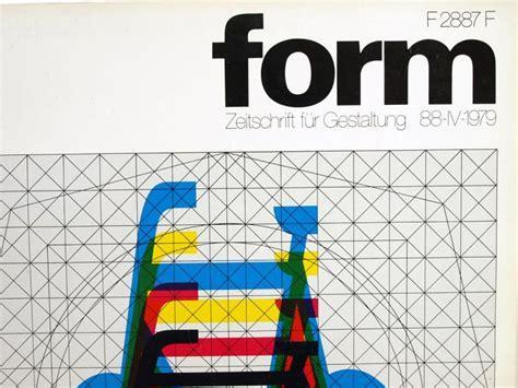 form design zeitschrift ruempelstilzchen form 88 zeitschrift f 252 r gestaltung 1979