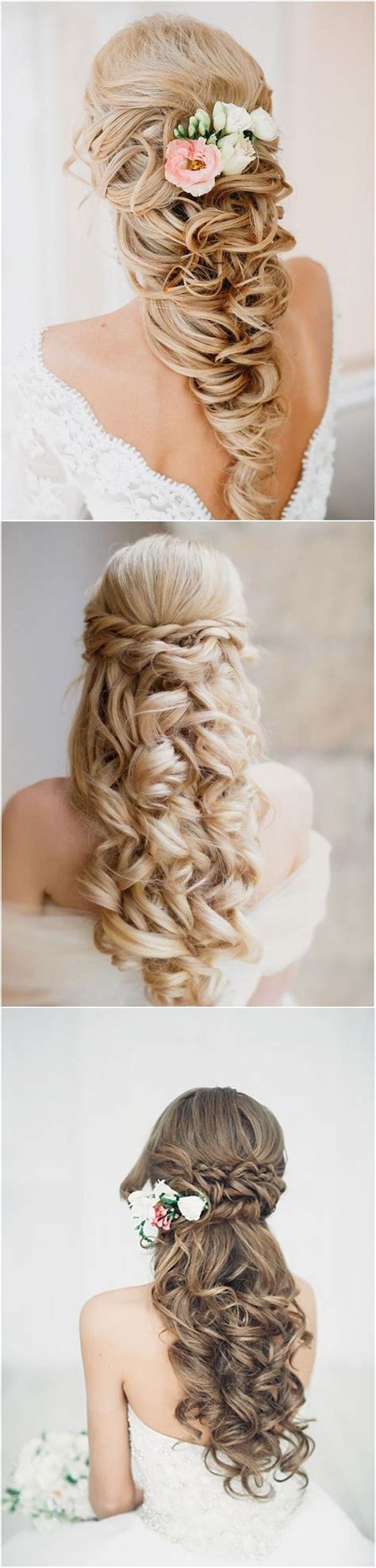 Bridal Hair Half Up Tutorial by Best 25 Half Up Wedding Ideas On Wedding