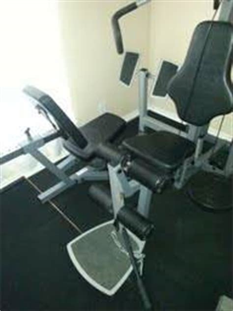 precor zuma home espotted