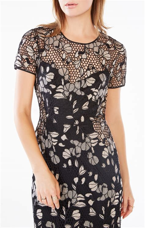 Lace Embroidered Dress alexus embroidered lace gown