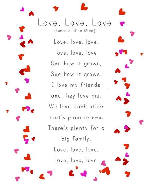 valentines day songs for preschoolers 25 best ideas about family songs on songs