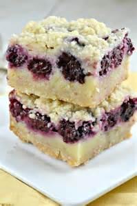 blackberry bars recipe dishmaps