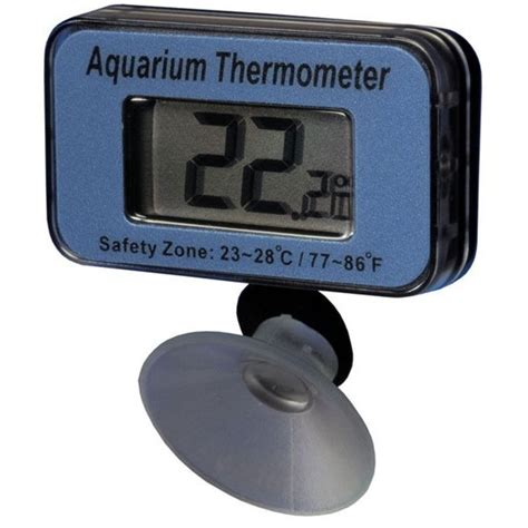digital aquarium thermometers aquarium thermometers