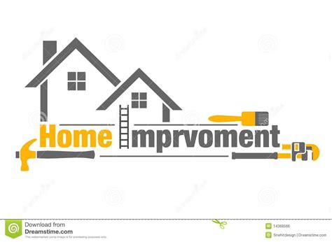 home improvement icon stock vector image of clip