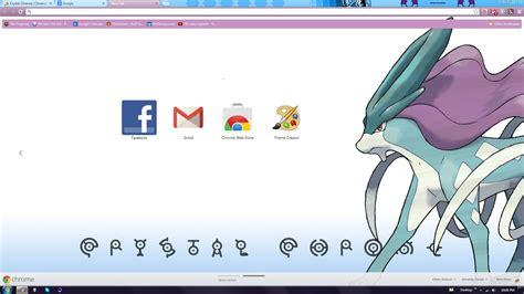 themes chrome pokemon crystal chrome pokemon theme by flarginsnarf on deviantart