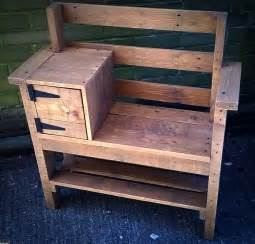 shoe rack with bench pallet bench with storage and shoe rack