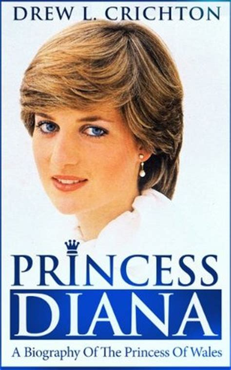 celebrity biography books list princess diana a biography of the princess of wales by