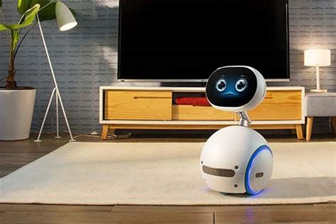 asus zenbo home robot unveiled at computex 2016 gadgetsin