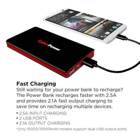 Fast Charger G Max Premium High Quality Fast Charging cyberpower 15000mah power bank fast charging white cp15000peg wg shopping express