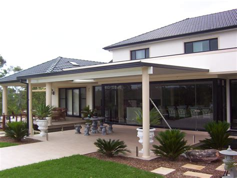 flat roof awning enjoy your perfect gold coast patio outside concepts