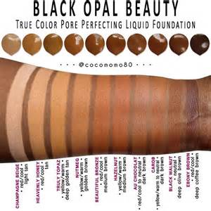 black opal true color liquid foundation black opal true color pore perfecting liquid foundation