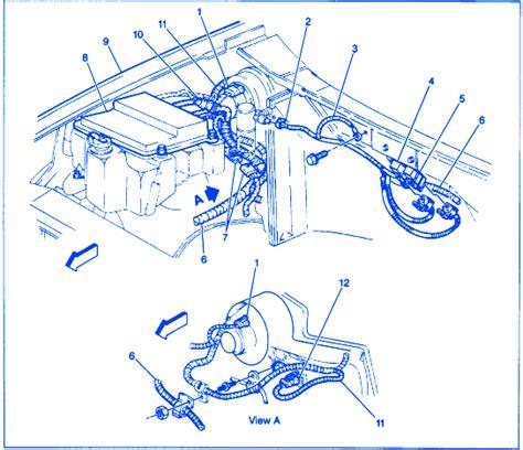 Gmc Sonoma 6valve 2004 Engine Electrical Circuit Wiring