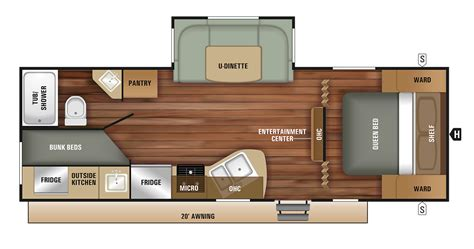 26 ft travel trailer floor plans 100 26 ft travel trailer floor plans 2017 sport