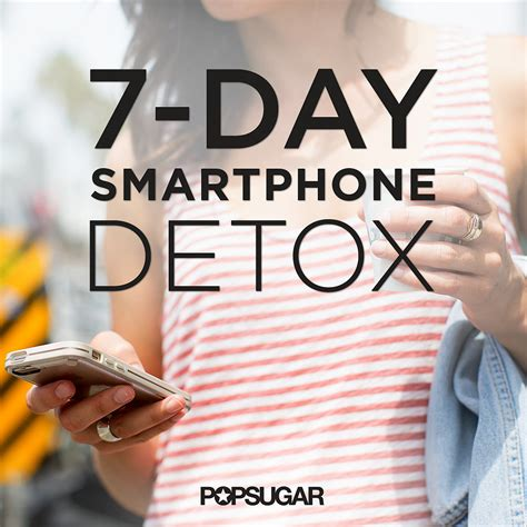 The Detox Phone by How To Stay Your Phone Popsugar Australia Tech