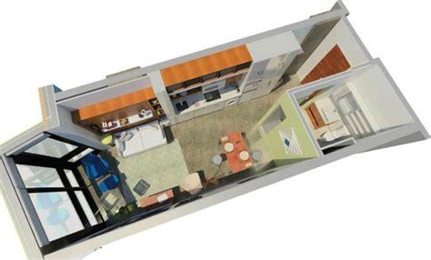Floor Plan Renderings Renderings And Details On The Wharf S Micro Units Revealed