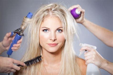 Gets Hair Done by Plava Kosa San Je Mnogih žena Savjetnica