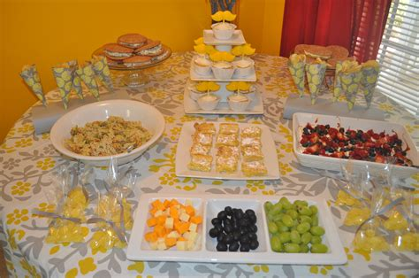 Baby Shower Themed Food by S Themed Baby Shower Part 1
