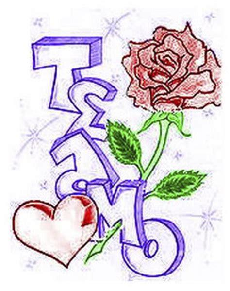 imagenes de graffitis que digan te amo ximena te amo te amo pinterest tes graffiti and tags