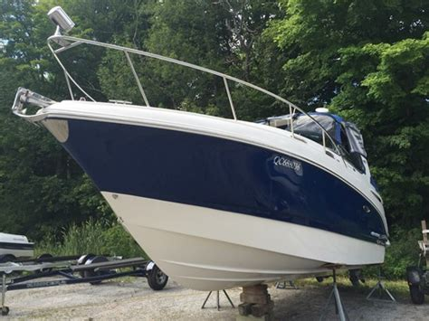 chaparral boats used ontario chaparral 280 signature 2007 used boat for sale in