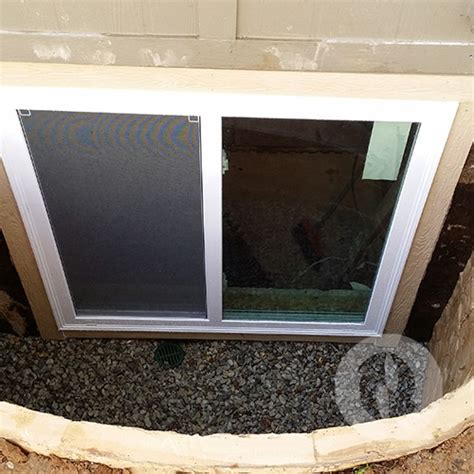 egress window code requirements gordon energy drainage