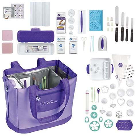 Cake Decorating Kit by Ultimate Decorating Tote Set Wilton Cake Decorating Kit Wilton