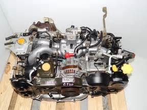 Subaru Boxer Engine Turbo Itemid 1981 Subaru Wrx Impreza Ej205d Turbo Motor 2 0