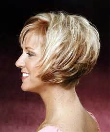 best layered bob haircuts for 50 2016 short hairstyles for women over 40