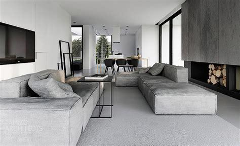 grijs interieur zwart wit grijs interieur stripesandwalls nl
