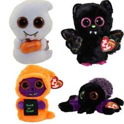 ty beanie boos 4 halloween 2017 releases glitter eyes 6 bbtoystore toys