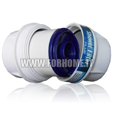anticalcare per doccia sistema filtro anticalcare per doccia forhome 174
