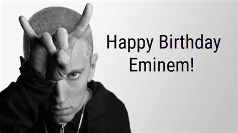 eminem quiz happy birthday eminem test your knowledge of the real
