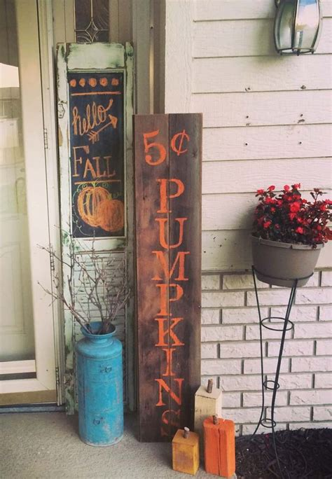 Decorating Your Front Door For - 40 amazing ways to decorate your front door with fall style