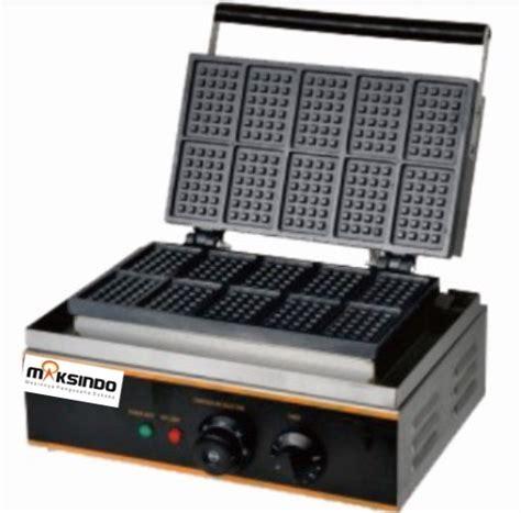 Jual Freezer Mini Di Surabaya jual mesin waffle kotak 10 wf10 di surabaya toko mesin