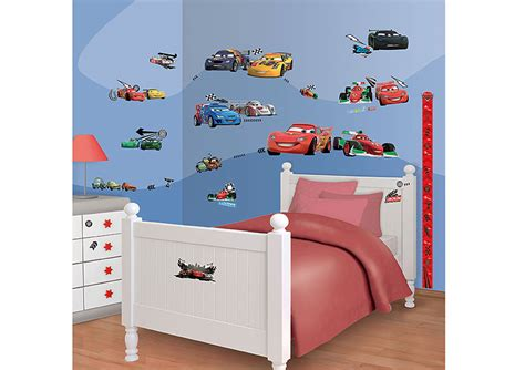 Kinderzimmer Junge Cars by Wandtattoo Disney Pixar Cars Auto Walltastic Wandsticker