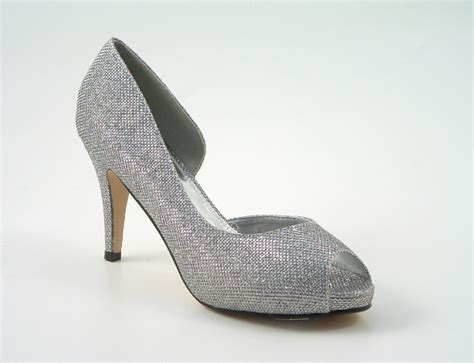sparkly prom shoes