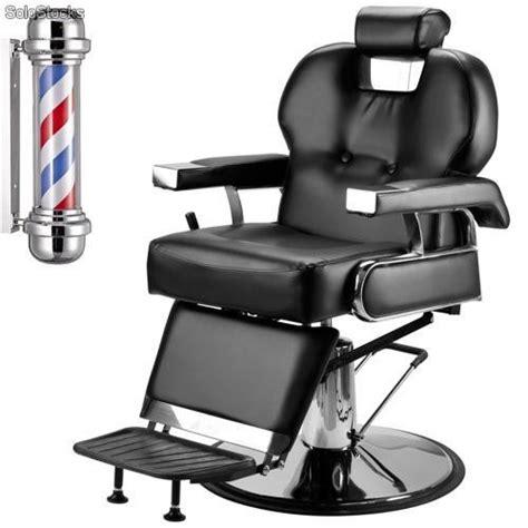 sillon barbero sill 243 n barbero hidr 225 ulico negro regalo barber pole