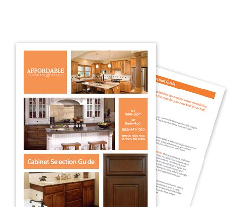 Cabinet Gide by Affordable Kitchen Cabinets