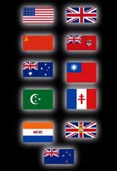 flags of the world during ww2 all in it together rememberance day the australian news