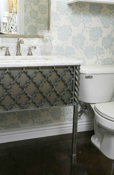 Wrought Iron Bathroom Vanity New Wrought Iron Bathroom Vanities By Ironcraft