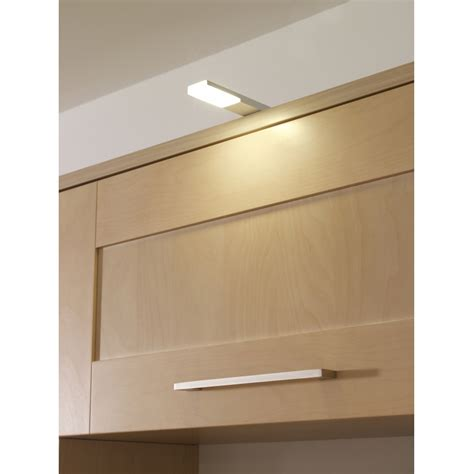over cabinet kitchen lighting led over cabinet light 9 chips 2 5 watts