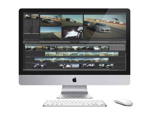 final cut pro imac apple updates final cut pro x with multicam broadcast