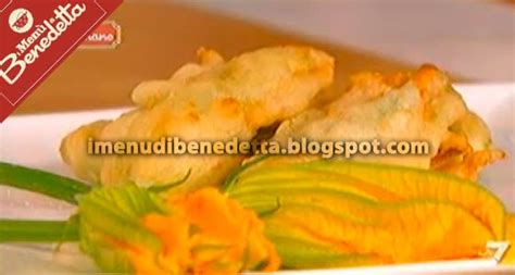 fiori di zucca in pastella benedetta parodi fiori di zucca fritti la ricetta di benedetta parodi